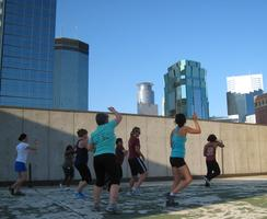 3rd Annual GenYWCA Fitness Social