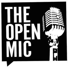 The Open Mic logo