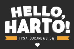 Hello, Harto! : Toronto Meet-up and Food Drive!
