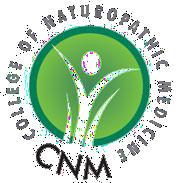 CNM Finland - College of Naturopathic Medicine logo