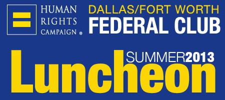 DFW Federal Club SUMMER Luncheon with Denna Fidas