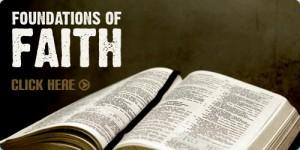 Foundations - How to Read Your Bible
