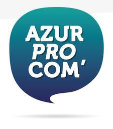 AzurProCom' logo