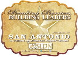 OutServe-SLDN 2013 International Leadership Conference