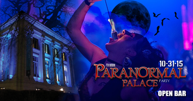 7th Annual Paranormal Palace Halloween Denver 2015
