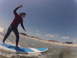 1.5 Hours Surfing Lesson @ Rockaway Beach