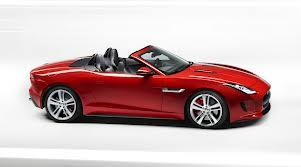 Jaguar F-Type Launch Event