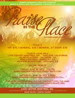 Music & Arts Praise in the Place Fundraiser
