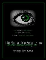 Iota Phi Lambda Sorority Inc. Gamma Chapter Founder's Day &...