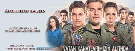 Movie Night: Anatolian Eagles