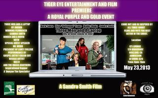 THREE MEN AND A LAPTOP MOVIE PREMIERE