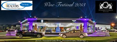 "4th Annual Fine Food & Wine Festival ""Making Your Dreams..."