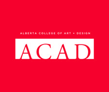 The Alberta College of Art + Design logo