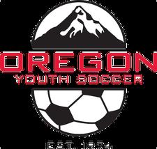 Oregon Youth Soccer Association logo