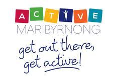 Active Maribyrnong logo