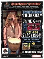 Stacy Robin at the House of Blues Voodoo Lounge