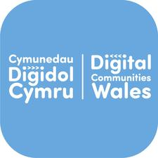 Digital Communities Wales logo