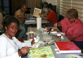 Awaken Creativity Art Workshop June 28