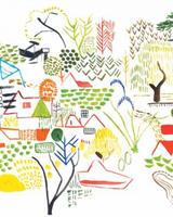 Alice Stevenson - Walk at the Peckham Literary Festival