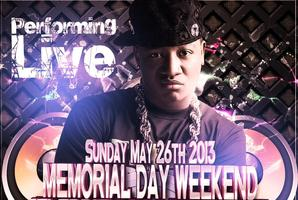 Yung Joc Memorial Day Weekend Celebrity Summer Kickoff