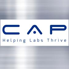 CAP (Custom Automated Prosthetics) logo