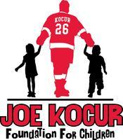 Joe Kocur Foundation for Children 5th Annual Charity...