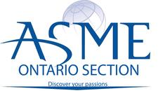 ASME Ontario Section logo