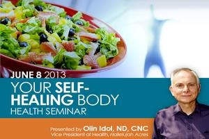Your Self-Healing Body | Health Seminar