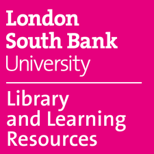 LSBU: Library and Learning Resources logo