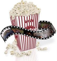 Movies and Munchies on Monday, July 1st at 1:00 PM