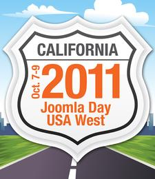 Joomla Day West logo