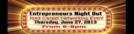 Entrepreneurs Night Out Red Carpet Networking Event