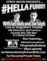 #HellaFunny with Ian Idels and Joe Seph!