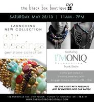 Our Blessings Launch Party and I'MONIQ Trunk Show Hosted by...
