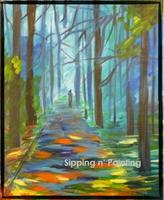 Sip N' Paint The Path Thur May 17th 6pm
