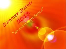 SUMMER SOIREE 2013.....an event experience ....A White Carpet Affair