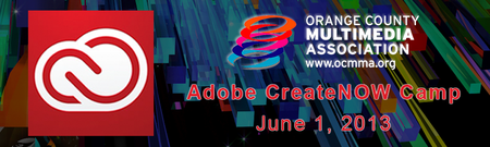 Adobe CreateNOW Camp in Orange County