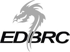 Edmonton Dragon Boat Racing Club (EDBRC) logo