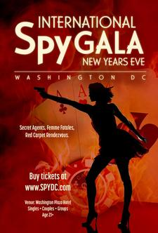 Spy DC Events logo