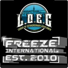 L.O.E.G INC. & FREEZE INTL. logo