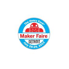 Maker Faire Detroit Team and The Henry Ford logo