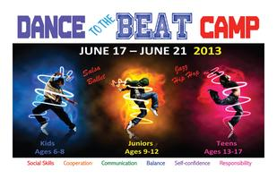 HSD's Dance to the Beat Camp at Monaco Ballroom