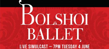 The Bolshoi Ballet - Le Corsaire via Live Simulcast