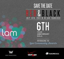 LAM's 6th Year Anniversary Gala