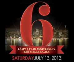 LAM's 6th Year Anniversary Celebration
