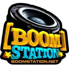 Boom Station logo