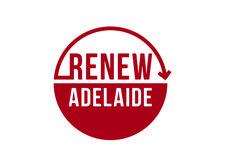 Renew Adelaide  logo