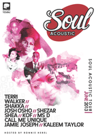 SOUL Sessions (as part of The SOUL Acoustic Tour)