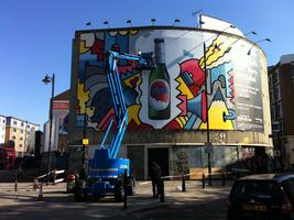War of the walls - Brands, art, culture and how they...