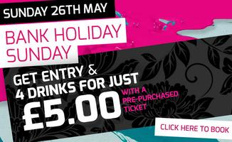 ★ MAY BANK HOLIDAY SUNDAY ~ Five-4-U ★